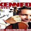 Nigel Kennedy Concert Timisoara, Cluj Napoca , Bucuresti