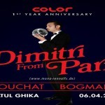 Dj Dimitri From Paris,Bucuresti,Palatul Ghika