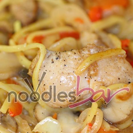 Yellow Noodles Cu Pui (5)