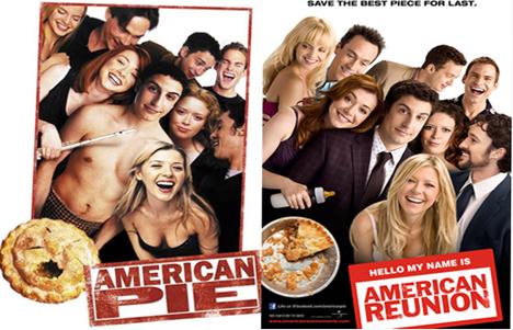 Filmul Placinta Americana