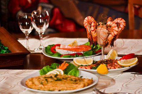 Restaurant 1001 Nopti