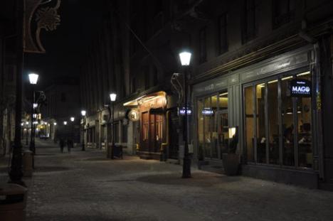Centrul Vechi Restaurant Mago