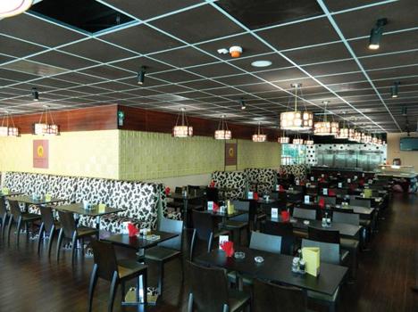 Restaurant QuanQuan Mongol